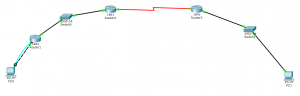 packet tracer montaje